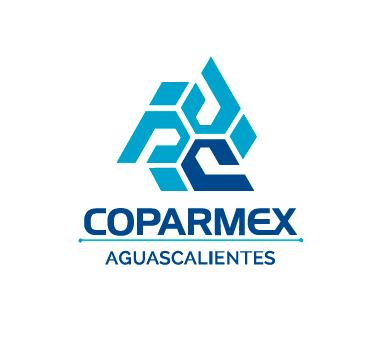 Logotipo de COPARMEX Aguascalientes