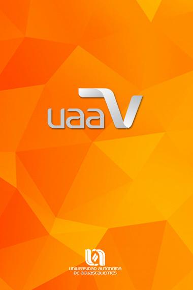 Logotipo de Televisión UAA