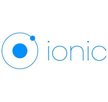 Logotipo de Ionic